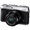 FUJIFILM X-E3 Digital Camera with 23mm f/2 Lens Silver