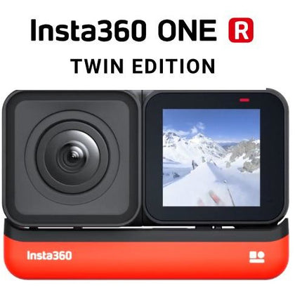 Insta 360 OneR Twin Edition