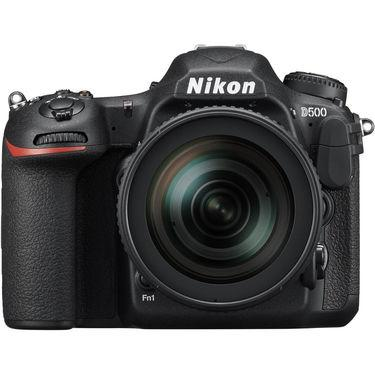 Nikon D500 with AF-S DX 16-80 f/2.8-4E ED VR DSLR Kit