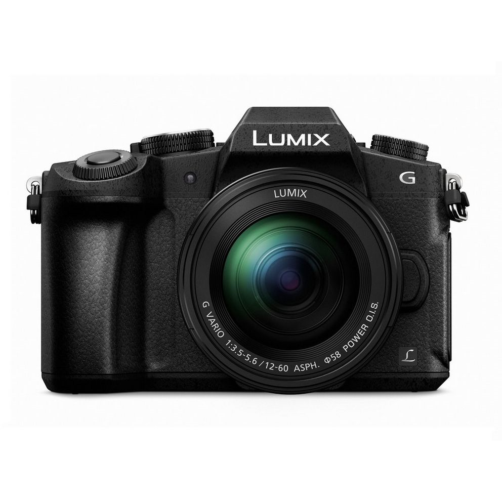 LUMIX G85 4K Mirrorless Interchangeable Lens Camera Kit