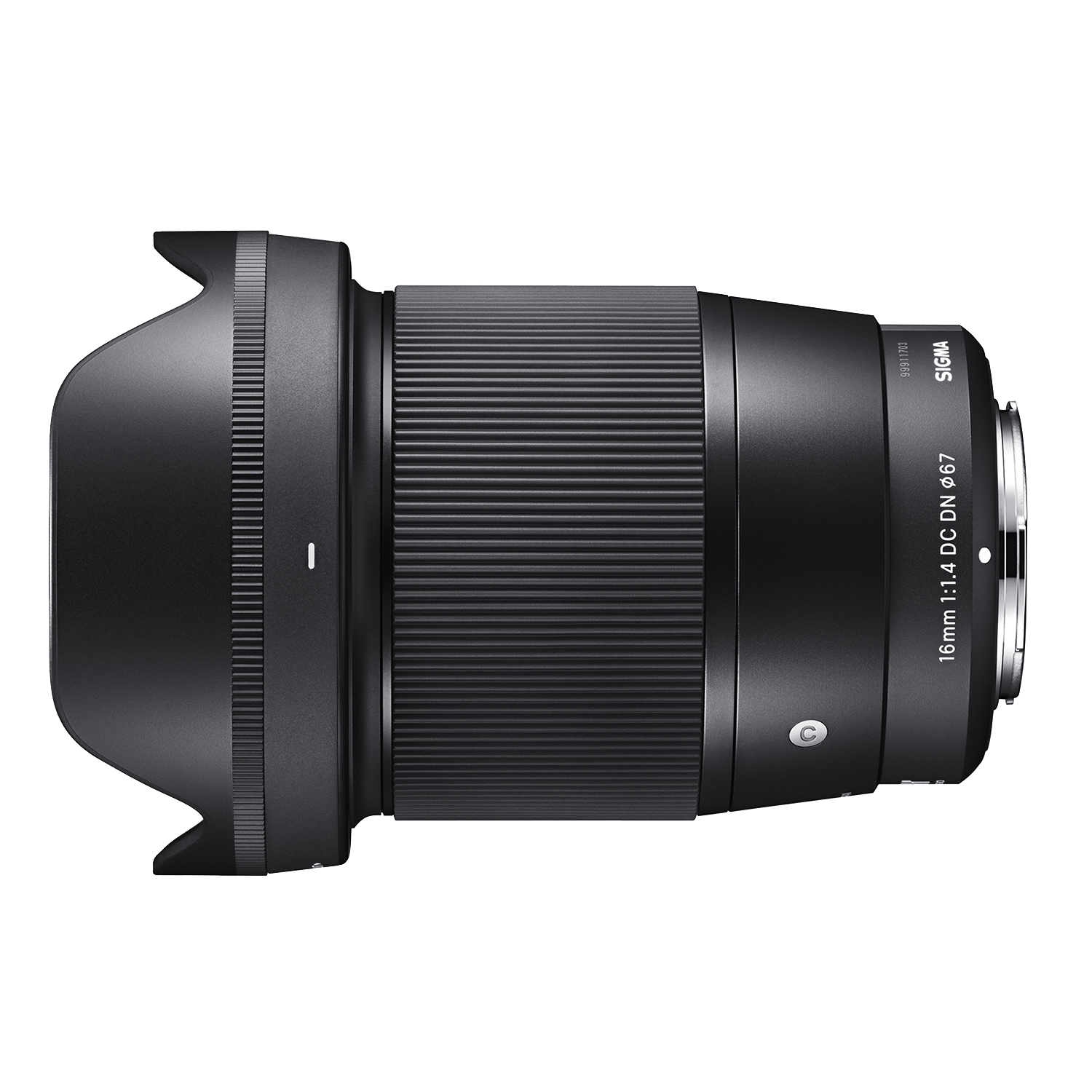Sigma S16mm F1.4 DC DN Micro mm FT mm FSony Mount