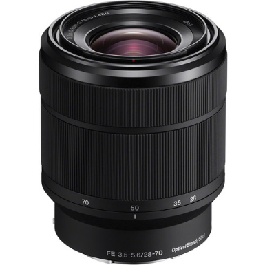 Sony FE 28–70 mm F3.5–5.6 OSS Lens
