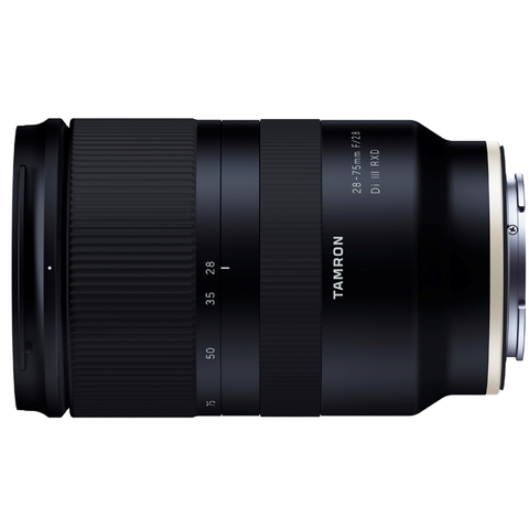 Tamron 28-75mm F/2.8 Di III RXD for Sony Full Frame Camera