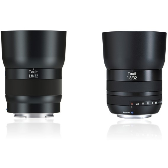 ZEISS Touit 1.8/32 FujiFilm X Mount