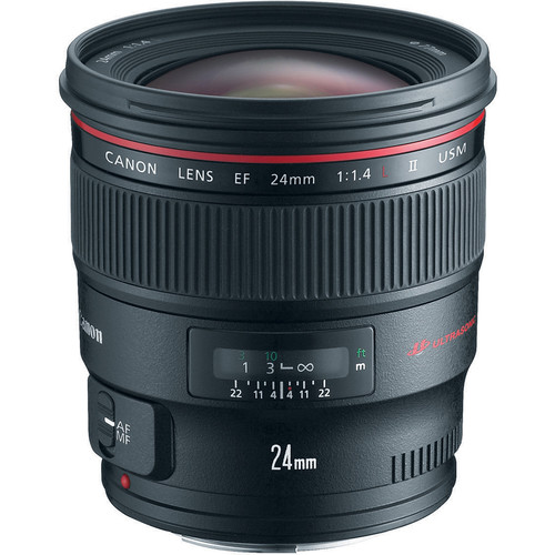 Canon Lens EF 24mm