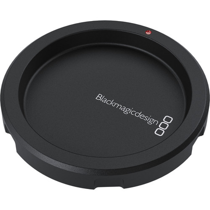 BlackMagic Camera - Lens Cap B4
