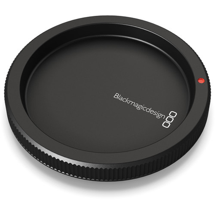 BlackMagic Camera - Lens Cap EF