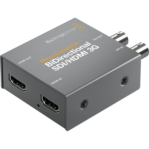 BlackMagic Micro Converter BiDirect SDI/HDMI 3G