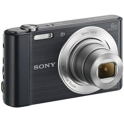 Sony W810 Compact Camera with 6x Optical Zoom DSC-W810