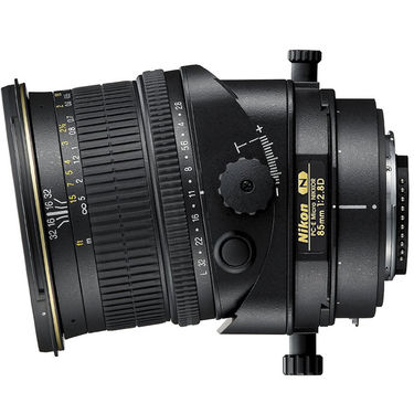 Nikon PC-E MC 85mm f/2.8D Lens