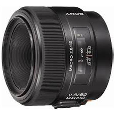 Sony 50mm F2.8 Lens SEL50M28//C SYX