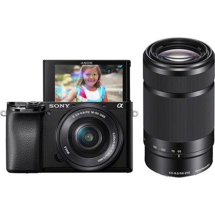 Sony Alpha a6100 Mirrorless Digital Camera ILCE 6100Y