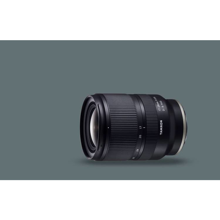 Tamron 17-28mm F/2.8 Di III RXD Lens Sony E Mount