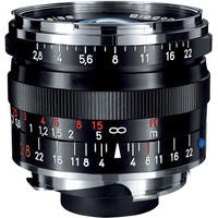 Zeiss 28mm f/2.8 Biogon T* ZM Lens (Black)