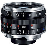 Zeiss 35mm f/2.8 C Biogon T* ZM Lens (Black)