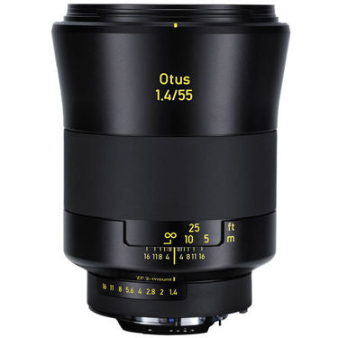 Zeiss Otus Distagon T* 55mm f/1.4 Lens for Nikon F Mount