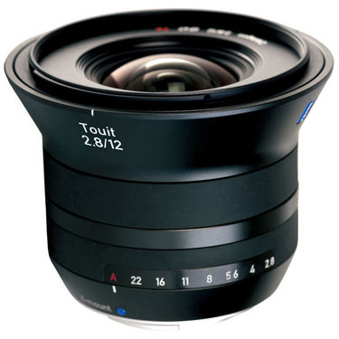 Zeiss Touit 12mm F/2.8 Lens for X-Mount