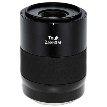 Zeiss Touit 50mm F/2.8M Lens for Sony E-Mount