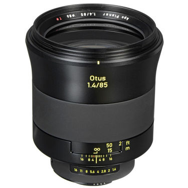 Zeiss Otus Apo Planar T* 85mm f/1.4 ZF. 2 Lens for Nikon F Mount