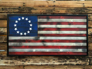 Betsy Ross Flag - Your American Flag Store