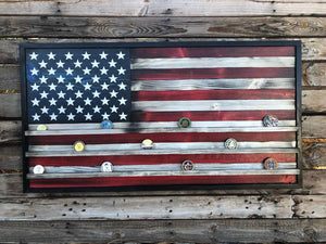 Challenge Coin Rack - Your American Flag Store