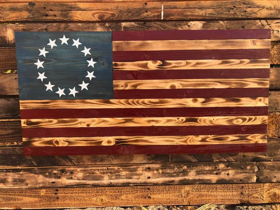 Original Old Betsy - Your American Flag Store