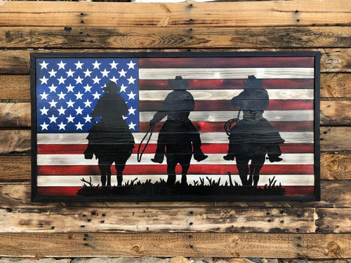Cowboy Posse - Your American Flag Store