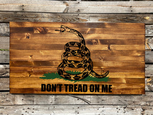 Rustic Art - DTOM - Your American Flag Store