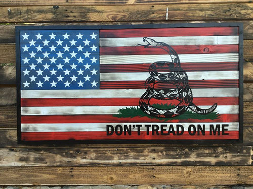 DON'T TREAD ON ME - Your American Flag Store