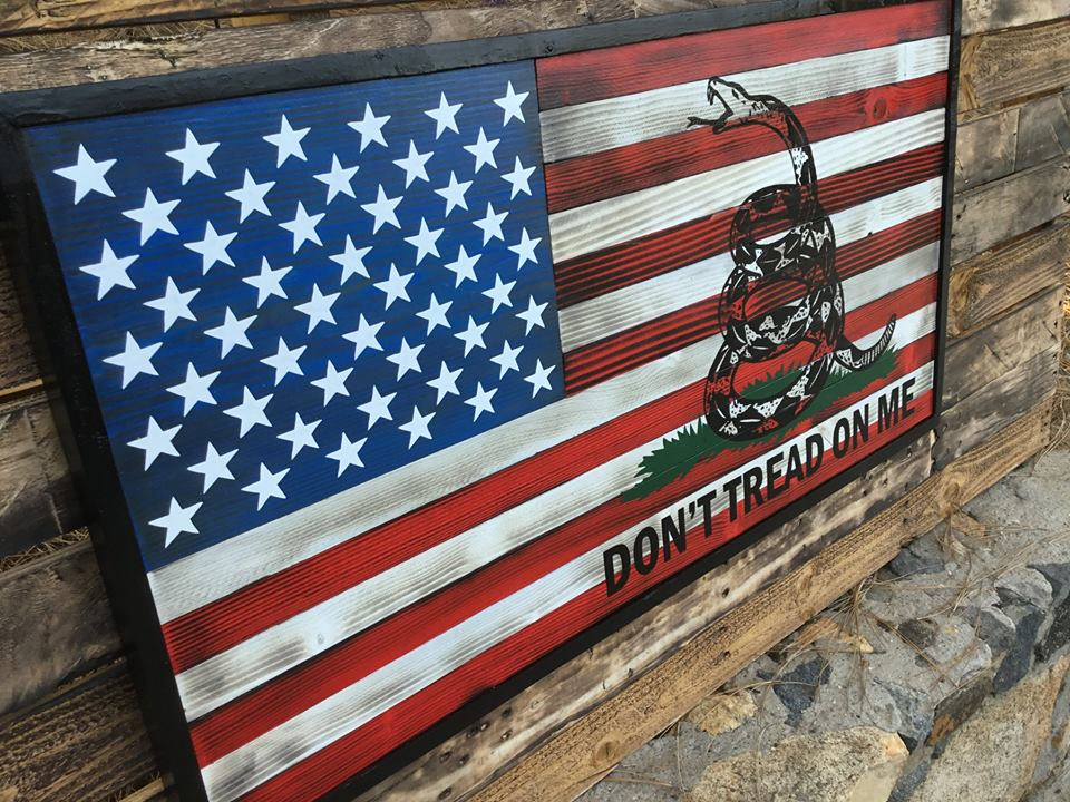 DON'T TREAD ON ME – Your American Flag Store