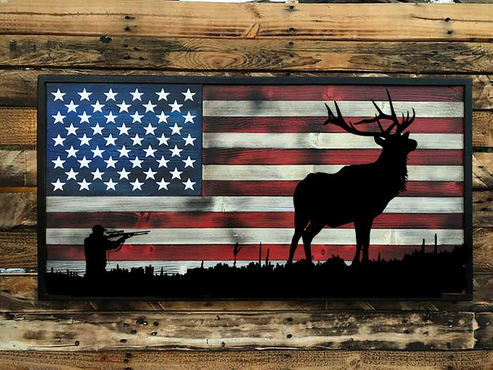 Outdoorsman - The Hunter - Your American Flag Store