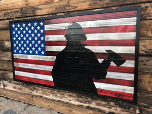 Firefighter - Your American Flag Store