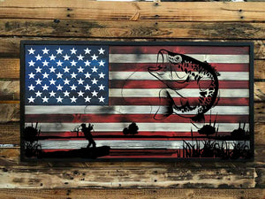 Outdoorsman - The Fishermen - Your American Flag Store