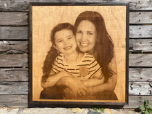 RUSTIC PHOTO ENGRAVING - Your American Flag Store