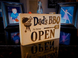 Dad's BBQ - Your American Flag Store