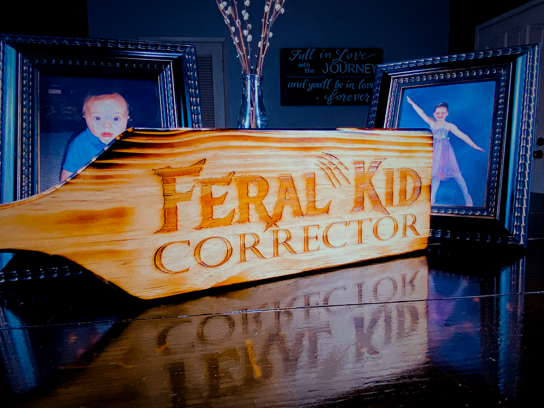 Feral Kid Corrector - Your American Flag Store