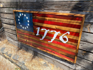 The Rustic 1776 - Your American Flag Store