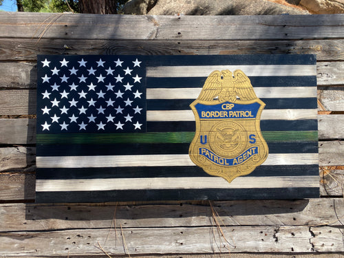 Thin Green Line - Your American Flag Store