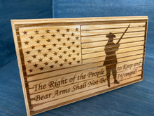 Minutemen Desk Flag - Your American Flag Store
