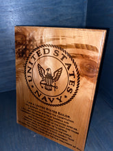 US NAVY Plaque - Your American Flag Store