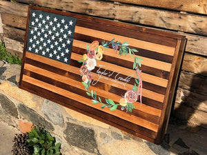 Wood Grade Old Glory - Your American Flag Store