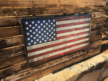 Old Glory Framed - Your American Flag Store