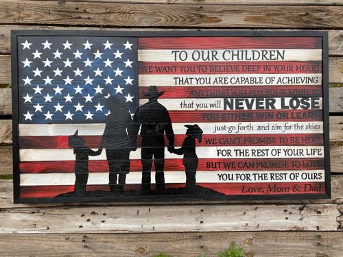American Parents - Your American Flag Store