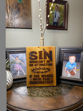 SIN Plaque - Your American Flag Store