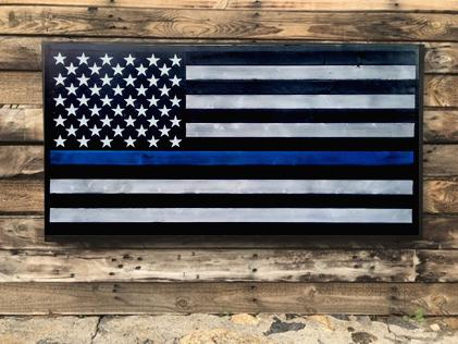 Thin Blue Line - Your American Flag Store