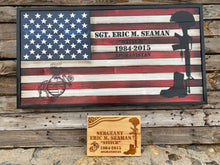 Soldiers Cross Flag - Your American Flag Store