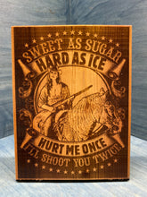 Sweet As Sugar Plaque - Your American Flag Store