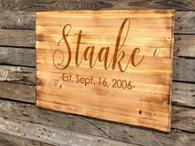 Rustic Family Plank - Your American Flag Store