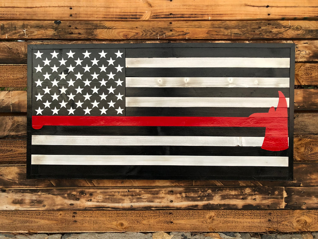Thin Red Line - Your American Flag Store