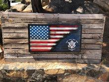 70/30 Branch Emblem w/Optional Coin Rack - Your American Flag Store